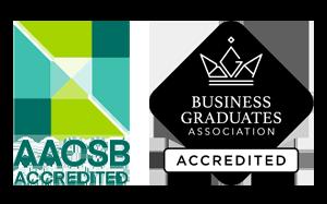 Logo AACSB BGA Bachelor
