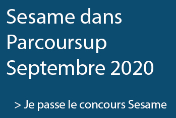 Concours Sesame PSB