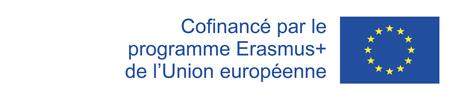 Cofinancé par le programme Erasmus + de l'Union Européenne
