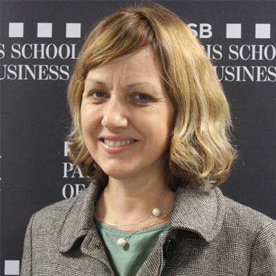 Cynthia Cervantes - Head of MSc in Arts & Cultural Management