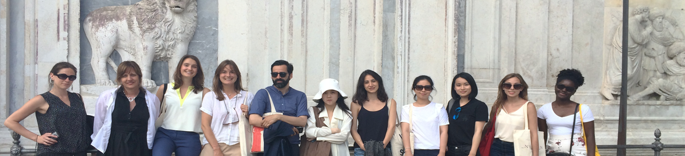 MSc Arts and Cultural Management business tour in Venice