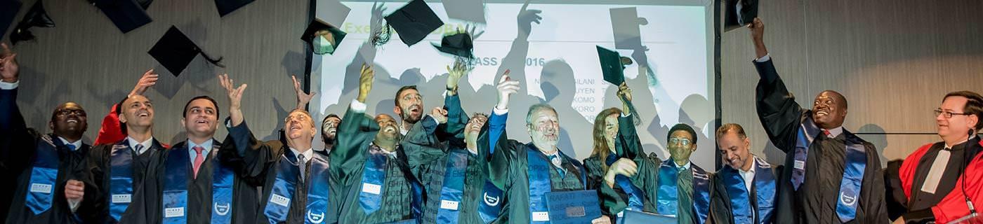 Graduation Ceremony & Gala of the 2016 Graduates