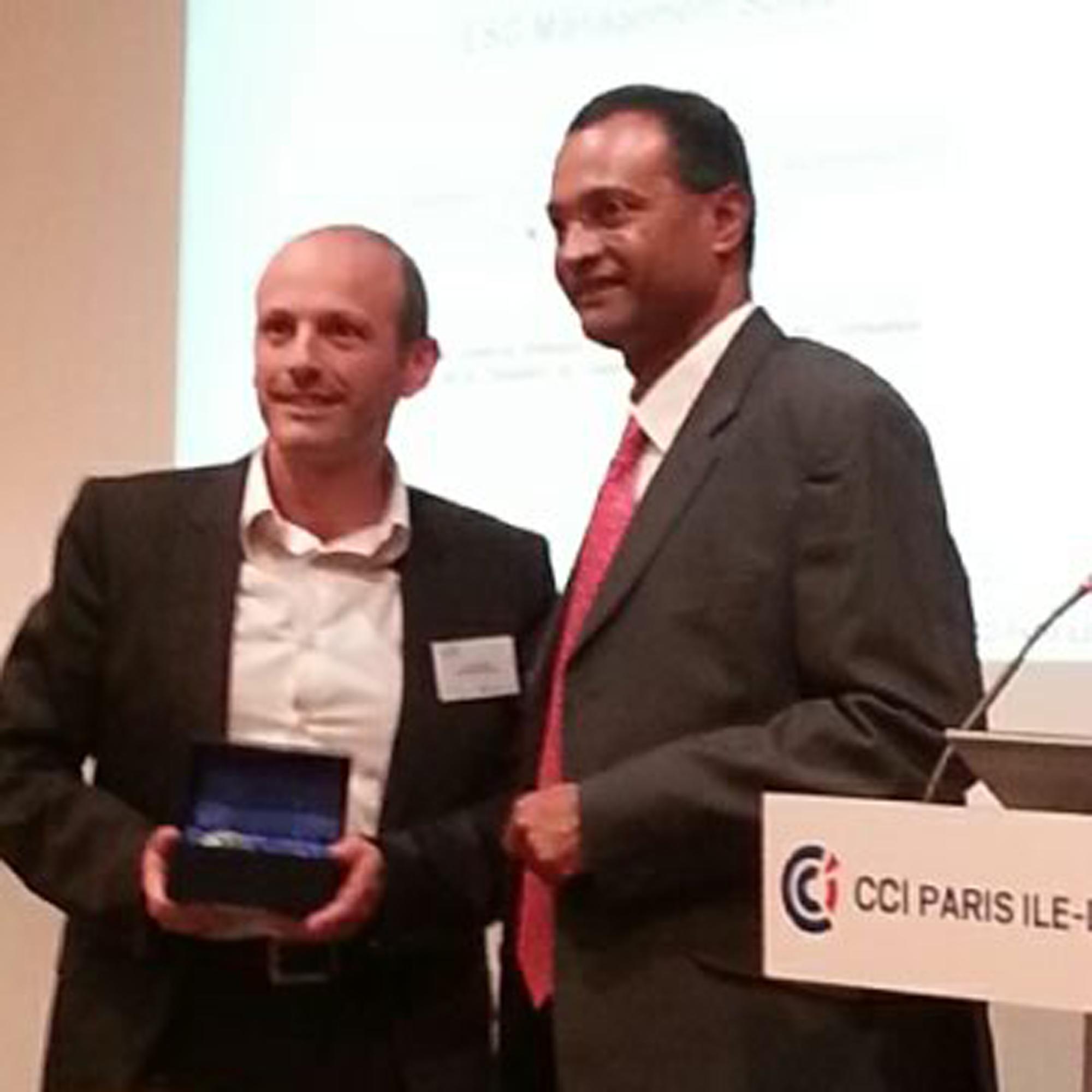 L'ESG MS, Top Etablissement CCMP 2013