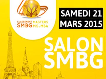 D couvrez nos msc au salon smbg 2015 des meilleurs masters for Salon des ecoles de commerce