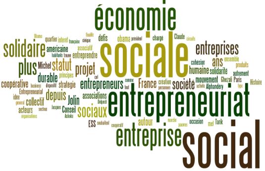 2nd Research Day Sur L Entrepreneuriat Social