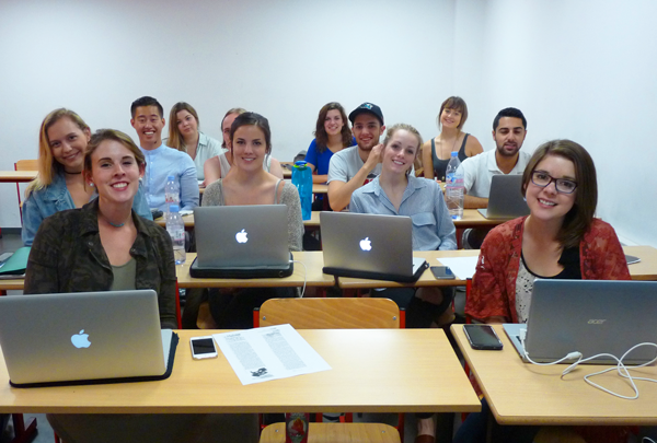 Regina University Students