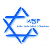 Logo UEJF de PSB Paris School of Business