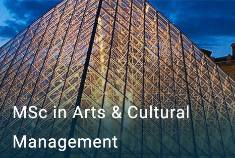 MA in Arts and Culture Management
