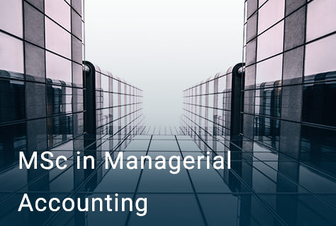 MSc in Managerial Accounting