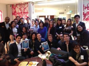 Paris School of Business first Alumni Event was a huge success!