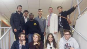 Paris School of Business BBA students launch exciting project!