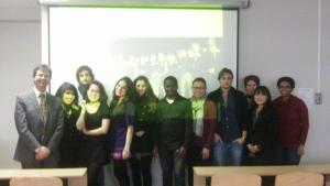 Paris School of Business welcomes new BBA students for the Spring Semester!