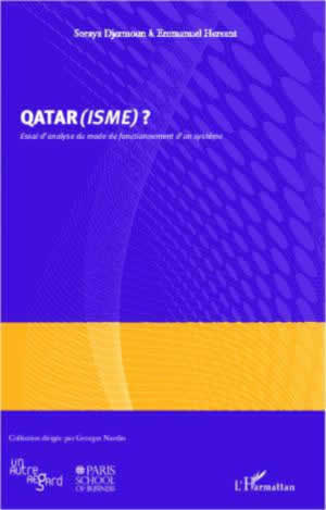 Upcoming press conference to promote the latest addition to the Paris School of Business Book Collection: 'Qatar(ism)?'
