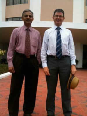 Paris School of Business reinforces it's partnership with Alliance University in India