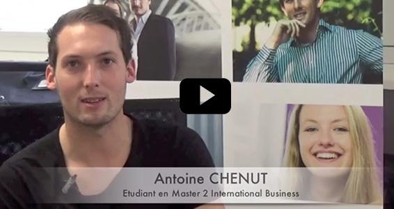 Le master International Business : un programme international en anglais