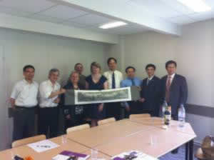 Paris School of Business & Nanjing University of Posts & Telecommunications in China Join Forces