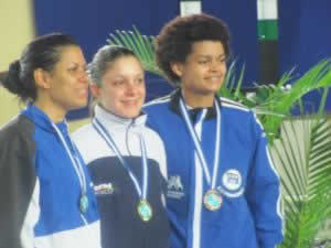 BBA Student Wins First Place at Brazilian National Fencing Championship!