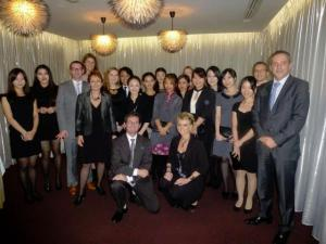 MBA Luxury & Fashion Management Students Visit the Famous French Region of Cognac