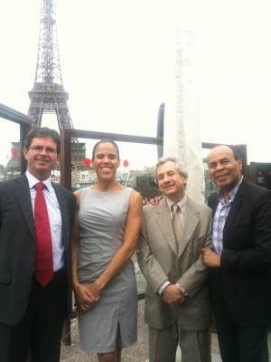 UK Delegation visits Paris School of Business