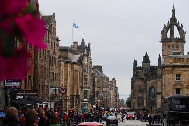 Edinburgh Napier University : le témoignage d'Héloïse Gassien