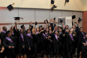 Paris School of Business Graduation Ceremony 2012