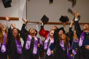 Congratulations to the Paris School of Business Graduating Class of 2012!