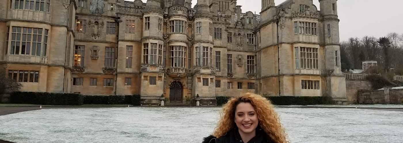 A quoi ressemble la vie étudiante à l'université du manoir de Harlaxton ?