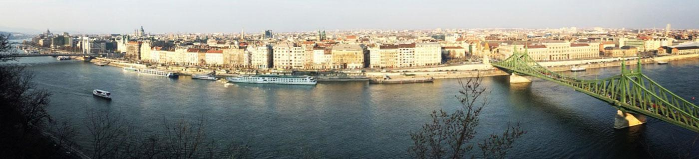 Adeline Brandy: Bienvenue à Budapest