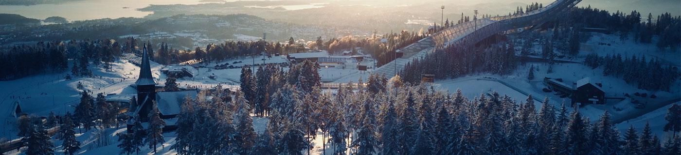 Florian Deléglise vous raconte le championnat du monde de ski alpin à Oslo