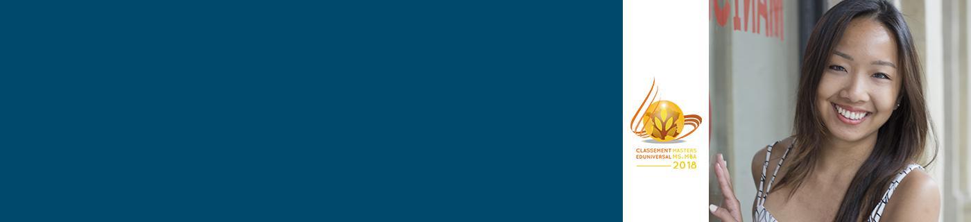 Zoom sur 4 formations proposées par PSB et reconnues par Eduniversal