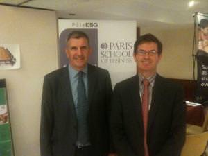 Paris School of Business meets British Schools in Spain at NABSS