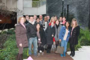 Paris School of Business M.Sc. Students Visit the World Bank