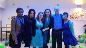 St. Patrick Day Celebration at Paris School of Business A Success !