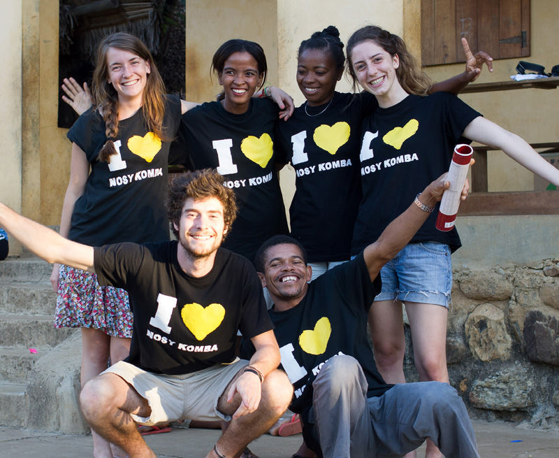 6ème édition du projet de développement de l'association humanitaire de l'ESG Management School à Madagascar