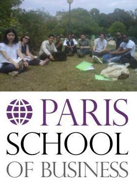 Business Game 2012 at Paris School of Business!