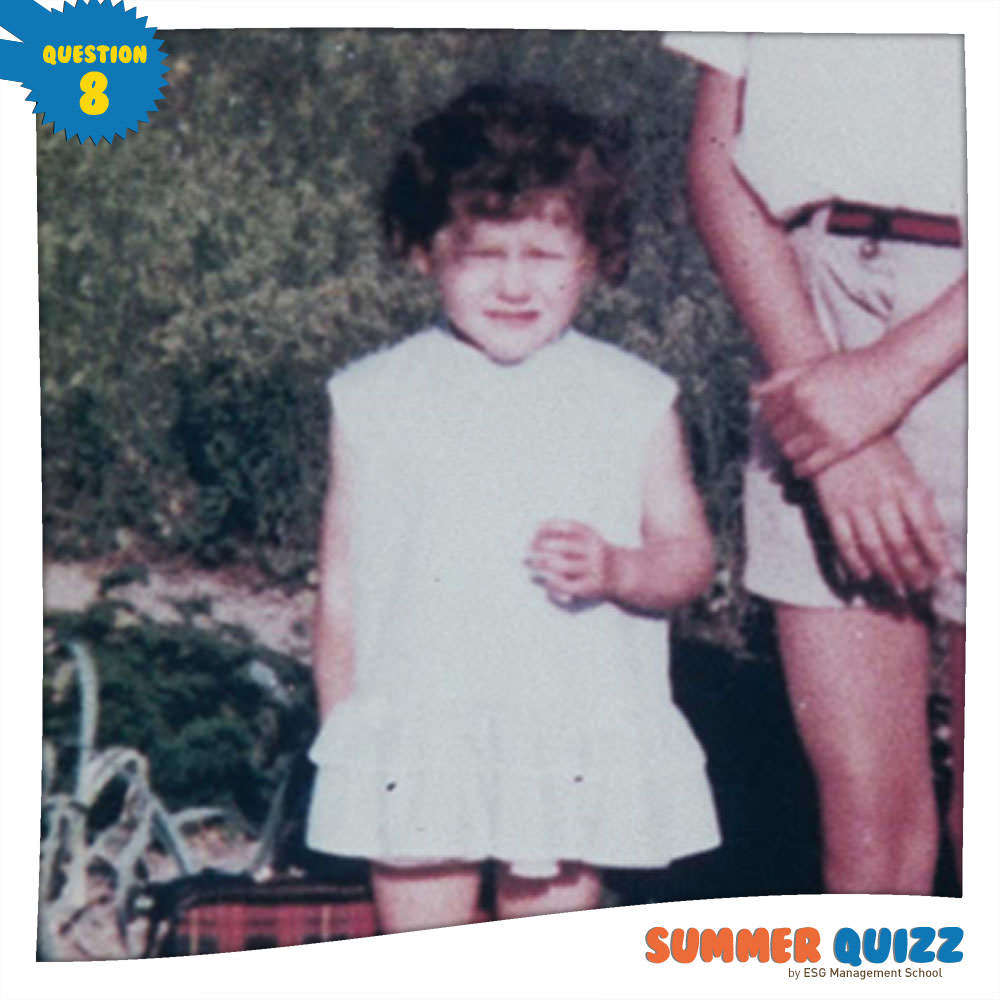 Summer Quizz #8 - Réponse et gagnant