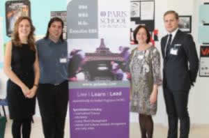 BBA Students Promote PSB in Spain