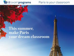 Short Programs in Paris in June & July 2015: apply now!