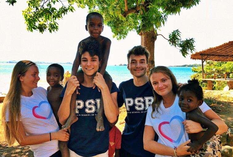 PSB et l'association Impact Campus, un partenariat pour rendre ensemble le monde meilleur !