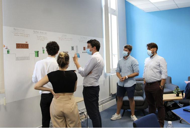 CFEE : un parcours qui mêle étudiants et collaborateurs d'entreprise