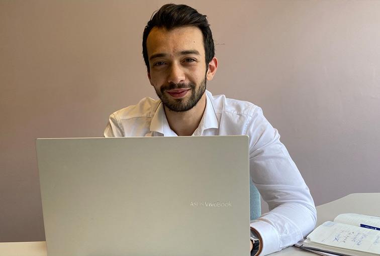 Je suis étudiant en Master 2 à Paris School of Business et déjà Directeur France