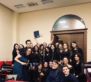 Un an à l'Università Cattolica del Sacro Cuore
