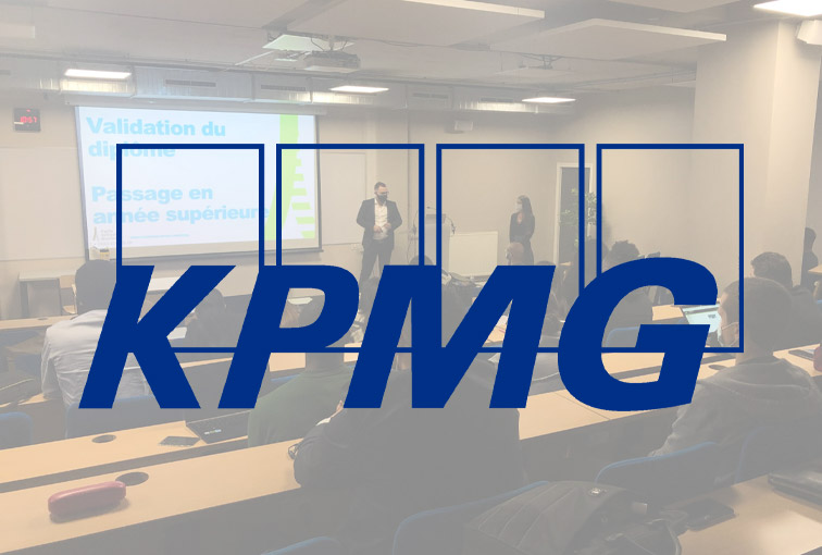 KPMG et PSB mettent en place un partenariat d'envergure