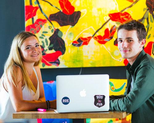 Grâce à Galileo Global Education, Paris School of Business propose des formations hybrides à ses étudiants