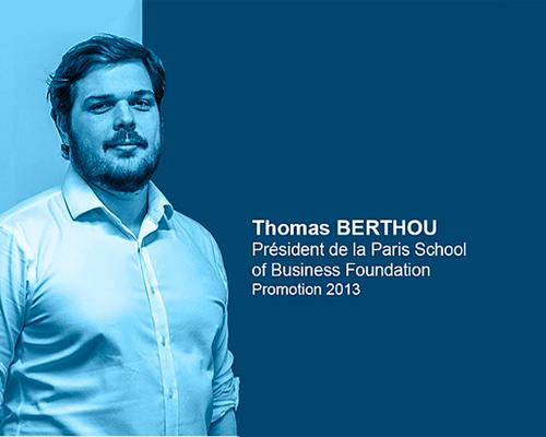 Paris School of Business lance sa fondation et crée un fonds d'aide COVID-19