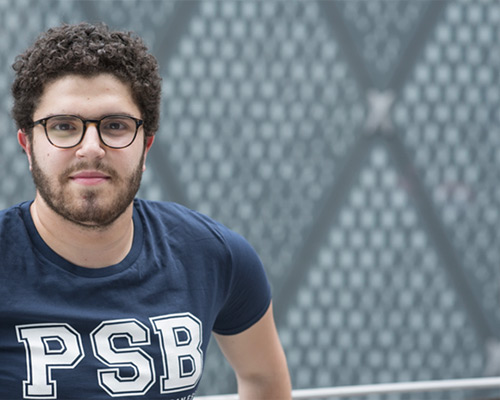Samuel, responsable associatif de Paris School of Business nous raconte son parcours