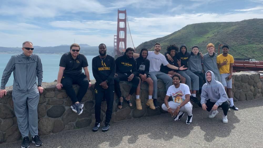 """""""Jouer au basket en NCAA, c'est l'accomplissement d'un rêve"""