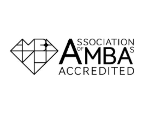 Logo AMBA ACCREDITED