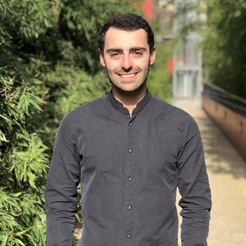 Thomas Bringant, étudiant à Paris School of Business