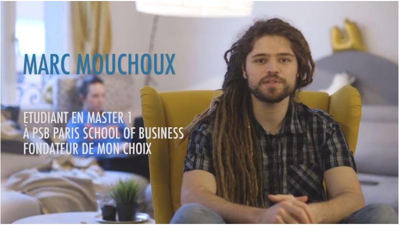 Marc Mouchoux - Mon Choix